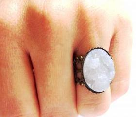 Sale! Crushed Ice Ring