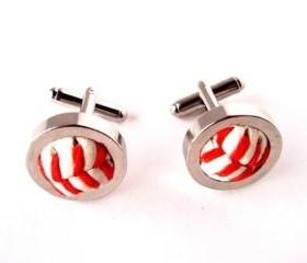 Baseball Cufflinks